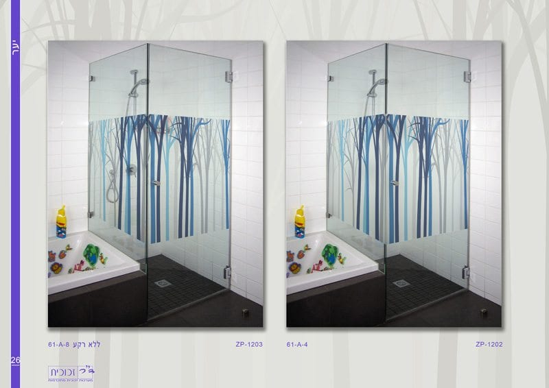 מקלחונים מומלצים