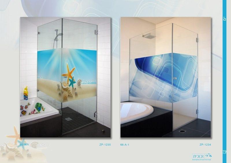 """מקלחונים מומלצים רוכשים אצל המומחים לזכוכית - ד""""ר זכוכית"""
