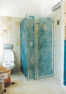 """מקלחונים מעוצבים - ד""""ר זכוכית"""