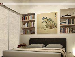 """עיצוב חדר השינה עם זכוכית - ד""""ר זכוכית"""