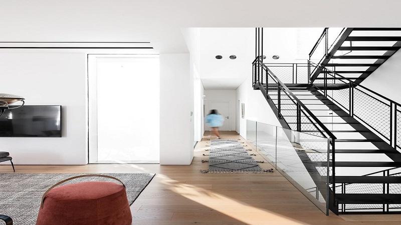 מדרגה טיפים חשובים לתכנון מדרגות בבית סולם יעקב